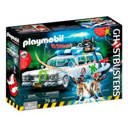 Ecto-1 Ghostbusters Playmobil - Imagen 1