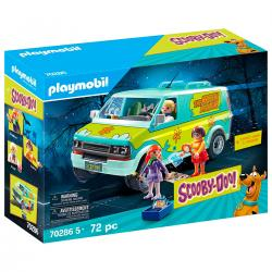 La Maquina del Misterio Scooby-Doo! Playmobil - Imagen 1