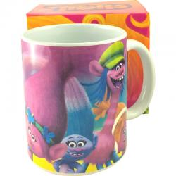 Taza Trolls ceramica - Imagen 1