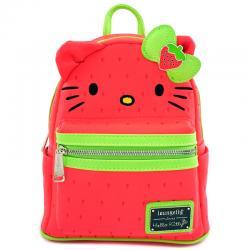 Mochila Hello Kitty Strawberry Loungefly - Imagen 1