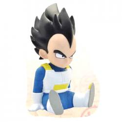 Figura hucha Vegeta Dragon Ball 15cm - Imagen 1