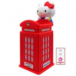 Cargador inalambrico Cabina Londres Hello Kitty - Imagen 1