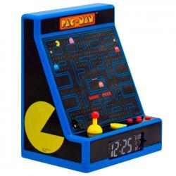Lampara despertador Led Maquina Recreativa Pac-Man - Imagen 1