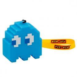 Lampara Led 3D Fantasma Azul Inky Pac-Man - Imagen 1