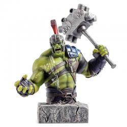 Busto Hulk Thor Ragnarok Marvel 24cm - Imagen 1