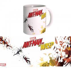 Taza Tiny Heroes Ant-Man and The Wasp Marvel - Imagen 1