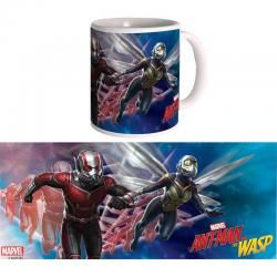 Taza Sub-Atomic Ant-Man and The Wasp Marvel - Imagen 1