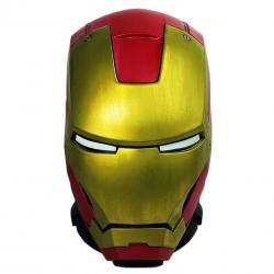 Figura hucha Casco Iron Man Marvel 25cm - Imagen 1