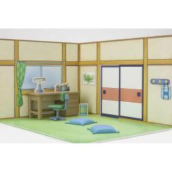 Habitacion Nobita Doraemon 23cm - Imagen 1