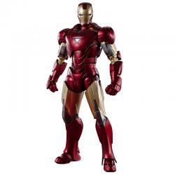 Figura Iron Man Mark 6 Battle of New York Edition Vengadores Avengers Marvel 15cm - Imagen 1