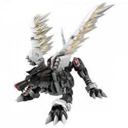 Figura Metalgarurumon Black Ver. Digimon 25cm - Imagen 1