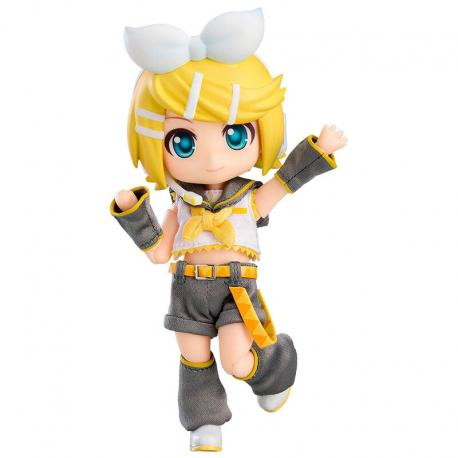 Figura Nendoroid Doll Kagamine Rin Character Vocal Series 02 14cm - Imagen 1