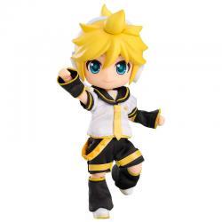 Figura Nendoroid Doll Kagamine Len Character Vocal Series 02 14cm - Imagen 1