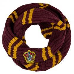 Bufanda infinita Gryffindor Harry Potter - Imagen 1