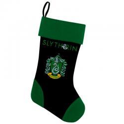 Calcetin Navidad Slytherin Harry Potter - Imagen 1