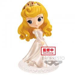 Figura Princess Aurora Bella Durmiente Dreamy Style Disney Q Posket A 14cm - Imagen 1