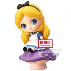 Figura Alice Sweetiny petit Disney Q Posket 6cm - Imagen 1