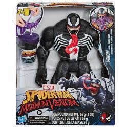 Figura Oozie Venom Spiderman Maximum Venom Marvel 31,5cm - Imagen 1