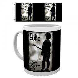 Taza Boys Dont Cry The Cure - Imagen 1