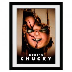 Foto marco Here is Chucky Chucky - Imagen 1