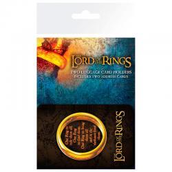 Tarjetero One Ring El Señor de los Anillos - Imagen 1