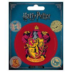 Pegatinas vinyl Gryffindor Harry Potter - Imagen 1