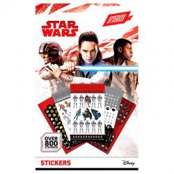 Set 800 pegatinas Star Wars - Imagen 1