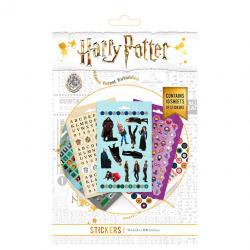 Set 800 pegatinas Harry Potter - Imagen 1