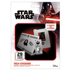 Set 29 vinilos Star Wars - Imagen 1