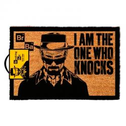 Felpudo Breaking Bad I am the One Who Knocks - Imagen 1