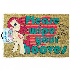 Felpudo My Little Pony Please Wipe Your Hooves - Imagen 1