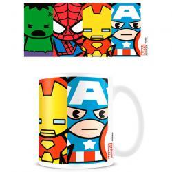 Taza Vengadores Avengers Marvel - Imagen 1