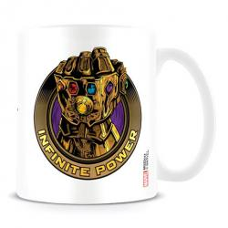 Taza Thanos Vengadores Infinity War Avengers Marvel - Imagen 1