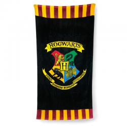 Toalla Hogwarts Harry Potter algodon - Imagen 1
