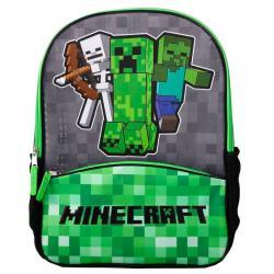 Mochila Minecraft 42cm - Imagen 1