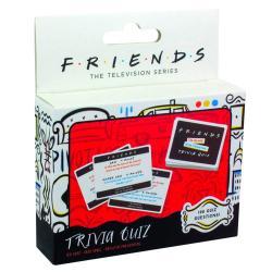 Cartas Trivial Friends ingles - Imagen 1
