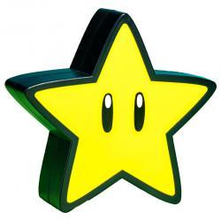 Lampara Super Star Super Mario sonido - Imagen 1