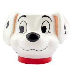 Taza 3D 101 Dalmatas Disney - Imagen 1