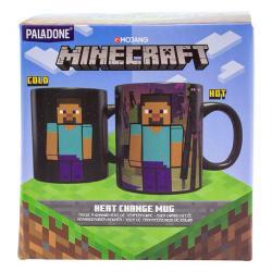 Taza termica Enderman Minecraft - Imagen 1