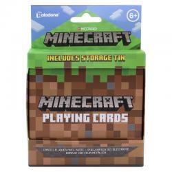 Baraja cartas Minecraft - Imagen 1