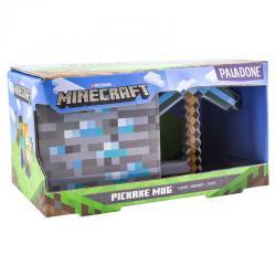 Taza Pickaxe Minecraft - Imagen 1