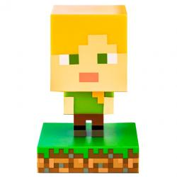 Lampara Icons Alex Minecraft - Imagen 1