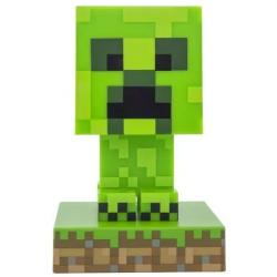 Lampara Icon Creeper Minecraft - Imagen 1