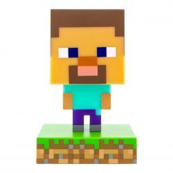 Lampara Icons Steve Minecraft - Imagen 1