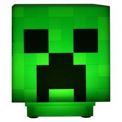 Lampara Creeper Minecraft - Imagen 1