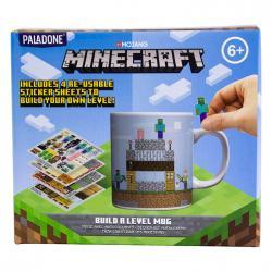 Taza Minecraft imanes - Imagen 1