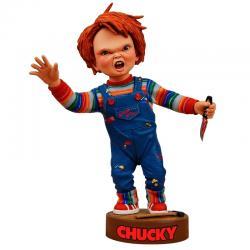 Figura Chucky Knife Head Knockers 18cm - Imagen 1