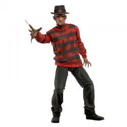 Figura articulada Ultimate Freddy Krueger 30th Anniversary Pesadilla en Elm Street 18cm - Imagen 1
