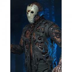 Figura Ultimate Jason Viernes 13 18cm - Imagen 1