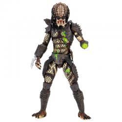 Figura Ultimate Battle-Damaged City Hunter Predator 2 20cm - Imagen 1